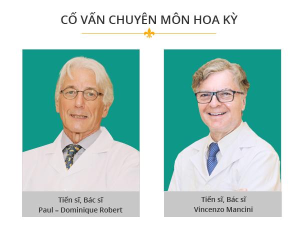 TMV Đông Á có đội ngũ bác sĩ nước ngoài giàu kinh nghiệm