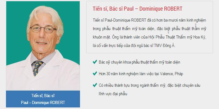 Profile Đội ngũ bác sĩ chuyên khoa tại Thẩm mỹ viện Đông Á