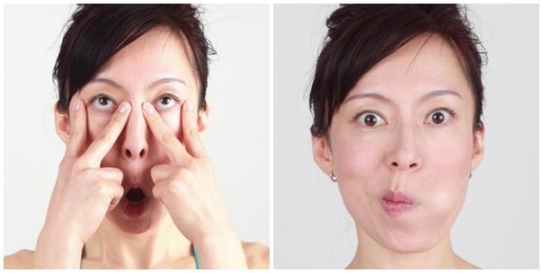 Tổng hợp cách làm khuôn mặt thon gọn tại nhà - cực đơn giản