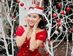 Tạo cằm chẻ, đón Giáng sinh vui vẻ
