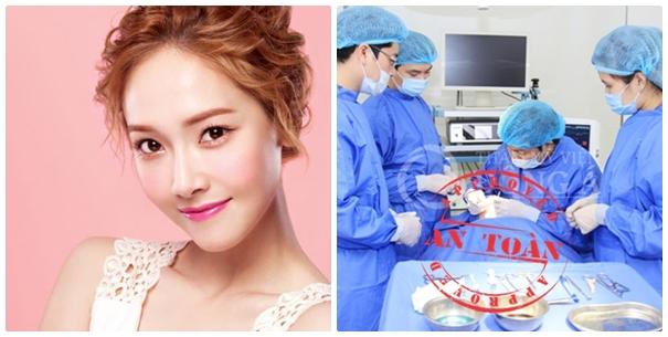 Độn cằm V-line theo công nghệ Hàn Quốc an toàn, không để lại sẹo